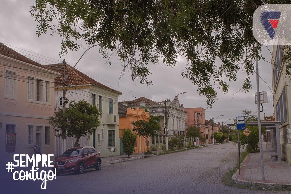 bairros cidade de Pelotas